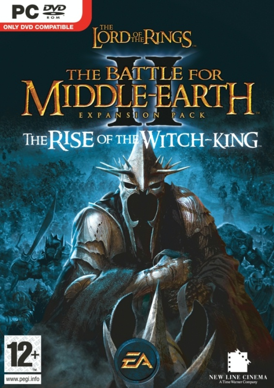 LOTR.The Battle For Middle-Earth II.The rise of Witch king