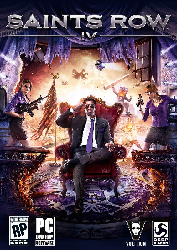 Saints Row 4: Commander-in-Chief Edition PC