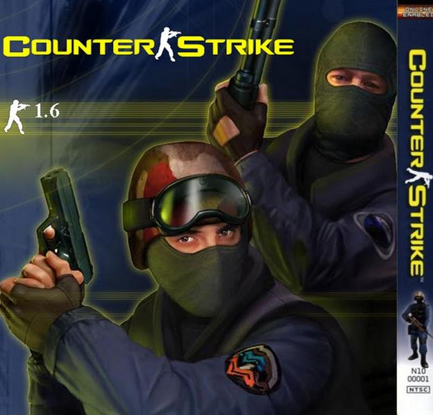 Counter-Strike CS 1.6 + Моды PC