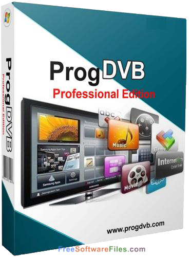 ProgDVB 7.35.3 + Channels PC