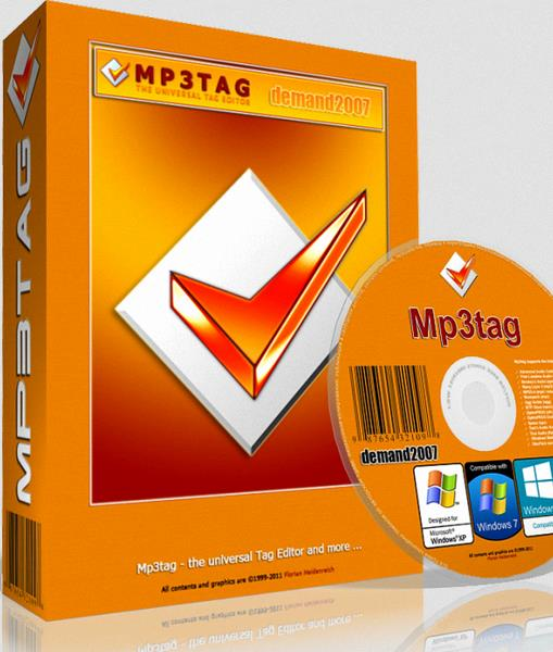 Mp3tag Pro 12.1 Build 584 / Изменение тегов и текста в mp3 файле PC