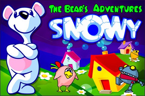 Snowy The Bear's Adventures