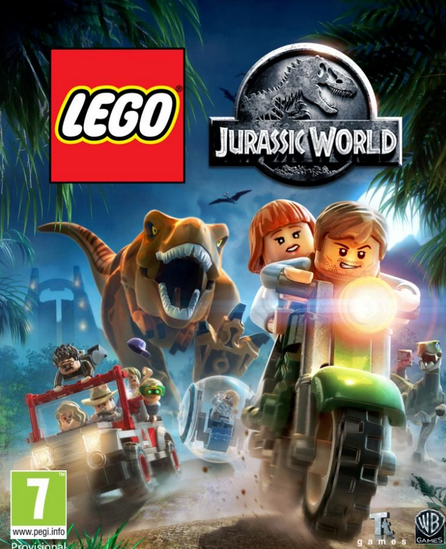 LEGO Jurassic World 2015