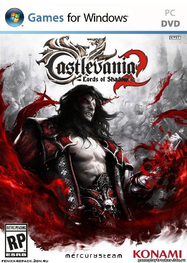 Castlevania: Lords of Shadow 2 Repack PC
