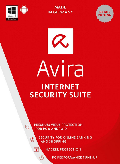 Avira Internet Security 15.0.2101.2070 + ключи
