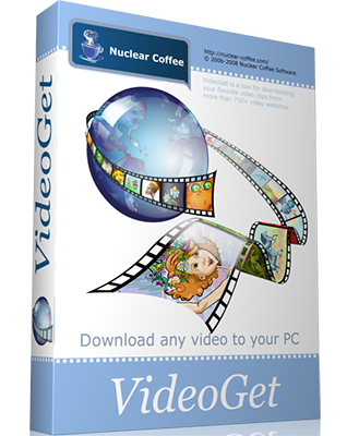 Nuclear Coffee VideoGet 8.0.6.129 + Portable + ключ активации