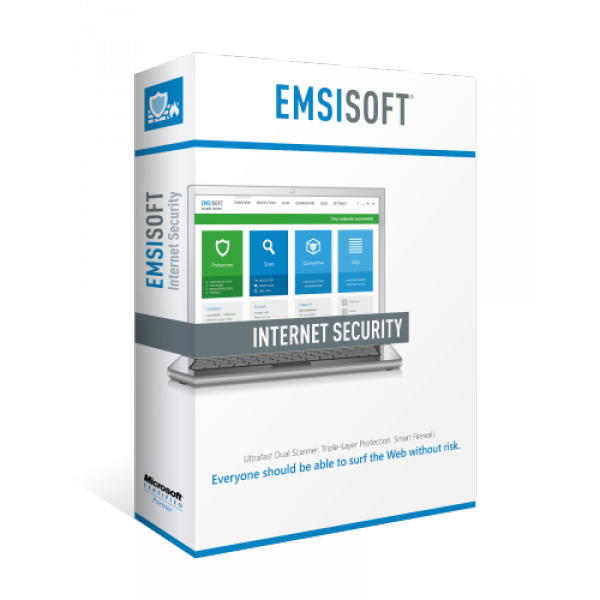 Emsisoft Internet Security 2021.1.0.10621 + Ключи