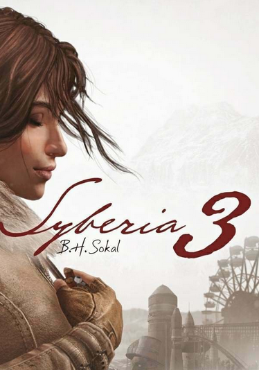 Сибирь 3 / Syberia 3: Deluxe Edition [RUS] PC