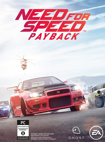 Need for Speed Payback Русская версия