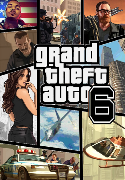 GTA 6 - Grand Theft Auto 6 PC