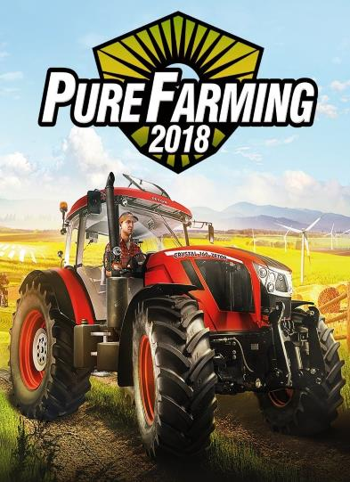 Pure Farming 2018: Deluxe Edition Последняя версия PC | RePack by xatab