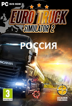 Euro Truck Simulator 2 PC Россия на ПК для Windows
