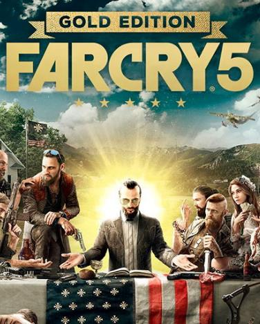 Far Cry 5: Gold Edition [+ DLCs] PC / Русский Repack от R.G. Механики