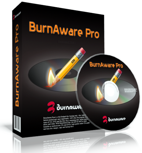 BurnAware Professional 13.4 PC | + RePack & Portable